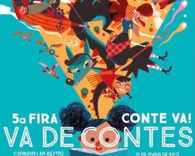 #ConteVa ! Va de Contes aquest dissabte a Vilanova i la Geltrú